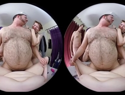 Join nigh on an Orgy-Ms. Savage, KinkyFinisher, The Mystery Slut, and Untamed Lion