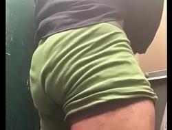 Pelado no banheiro