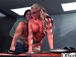 Office Sex With Busty Horny Sluty Hot Girl (Phoenix Marie) mov-24