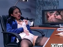 Hardcore Intercorse With Huge Juggs Office Girl (Cindy Starfall) mov-10
