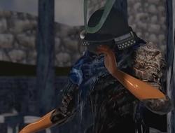 Womb Raider with Lara Croft