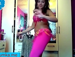 Dhaka school girl sexy dance by my instruction
