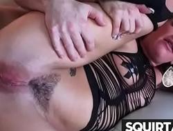 very nice closeup cum 30