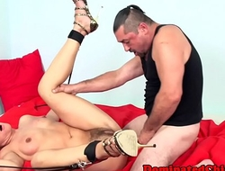 Bounded eurobabe disciplined and creamed