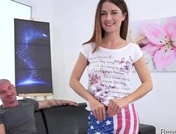 Beauty4k.com - Ambika Gold - Hardcore Threesome for a Slutty