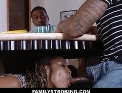 Black Family Orgy Fuck Fest Adriana Maya And Misty Stone