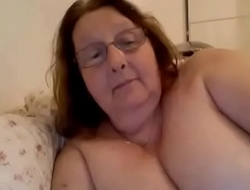 Bbw mature on cam from webcamhooker.us