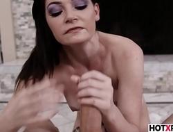 Deep Throat For Sexy Jessica Rex