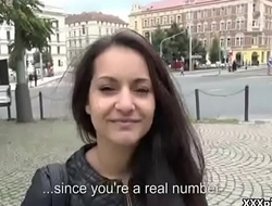 Public Dig up Sucking With Amateur Euro Slut For Money 20