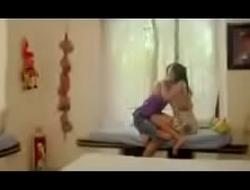 Delhi escorts girl'_s hot kissing romance.