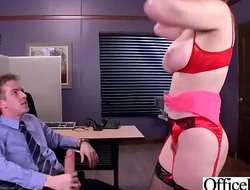 Hardcore Sex With Hot Sluty Busty Office Girl (Lauren Phillips) mov-16