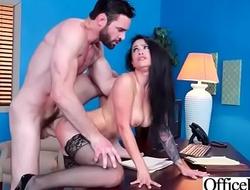 Intercorse In Office With Big Tits Slut Girl (Katrina Jade) mov-14