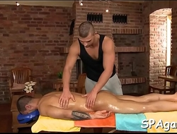 Carnal oil massage